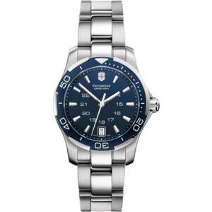 Victorinox Swiss Army Women's ALLIANCE 241307 Blue Stainless-Steel Swiss Quartz Watch