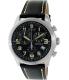 Victorinox Swiss Army Men's INFANTRY 241314 Black Leather Swiss Quartz Watch - Main Image Swatch