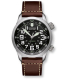 Victorinox Swiss Army Men's PROFESSIONAL AIRBOSS 241378 Brown Leather Swiss Quartz Watch - Main Image Swatch