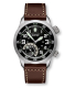 Victorinox Swiss Army Men's PROFESSIONAL AIRBOSS 241381 Black Leather Swiss Quartz Watch - Main Image Swatch