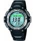 Casio Men's SGW100-1V Digital Rubber Quartz Watch - Main Image Swatch