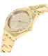 Swatch Women's Irony YLG404G Gold Stainless-Steel Quartz Watch - Side Image Swatch