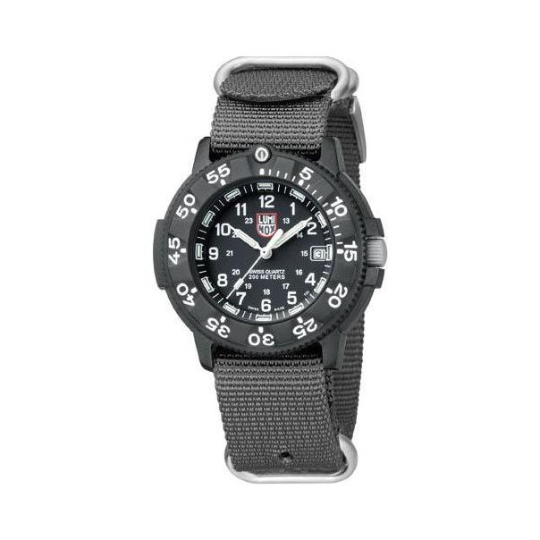 Luminox Men's Original Navy Seal Dive Watch 3001.NATO.GRY - Main Image