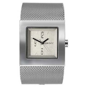 Dkny Women's NY3329 Silver Stainless-Steel Analog Quartz Watch