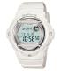Casio Women's Baby-G BG169R-7A White Resin Quartz Watch - Main Image Swatch