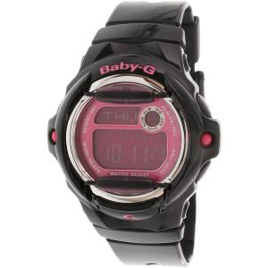Casio Women's Baby-G BG169R-1B Digital Resin Quartz Watch