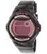 Casio Women's Baby-G BG169R-1B Digital Resin Quartz Watch - Main Image Swatch