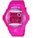 Casio Women's BG169R-4B Pink Resin Quartz Watch - Main Image Swatch