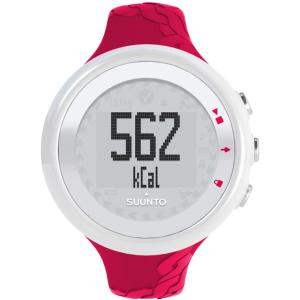 Suunto Women's M SS015855000 Silver Silicone Quartz Watch
