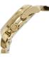 Michael Kors Women's Runway MK5055 Gold Stainless-Steel Analog Quartz Watch - Side Image Swatch