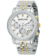 Michael Kors Women's Ritz MK5057 Silver Stainless-Steel Quartz Watch - Main Image Swatch