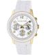 Michael Kors Women's Jet Set MK5145 Silver Silicone Quartz Watch - Main Image Swatch