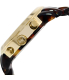 Michael Kors Women's MK5216 Brown Plastic Quartz Watch - Side Image Swatch