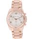Michael Kors Women's Blair MK5263 Rose-Gold Stainless-Steel Quartz Watch - Main Image Swatch