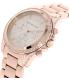 Michael Kors Women's Blair MK5263 Rose-Gold Stainless-Steel Quartz Watch - Side Image Swatch