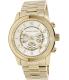 Michael Kors Men's Runway MK8077 Gold Stainless-Steel Quartz Watch - Main Image Swatch