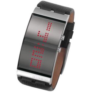 Diesel Men's DZ7092 Silver Leather Quartz Watch