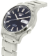 Seiko Men's 5 Automatic SNK793K Blue Stainless-Steel Automatic Watch - Side Image Swatch