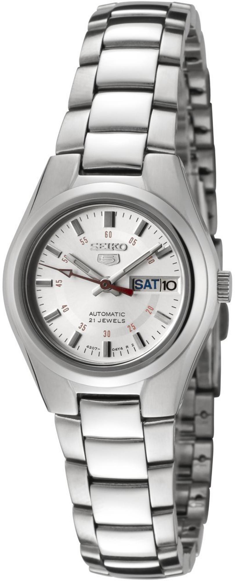 Seiko_Womens_5_Automatic_SYMC21K_Silver_StainlessSteel_Self_Wind_Fashion_Watch