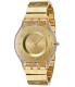 Swatch Women's Skin SFK355G Gold Stainless-Steel Swiss Quartz Watch - Main Image Swatch
