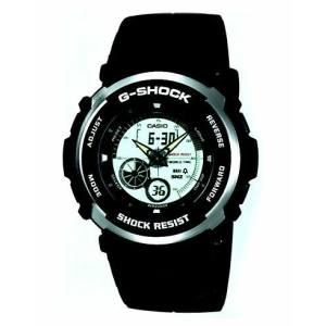 Casio Men's G-Shock G301BR-1A Digital Resin Quartz Watch