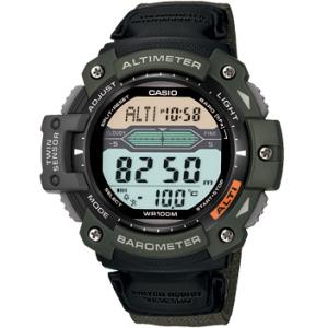 Casio Men's Core SGW300HB-3AV Digital Cloth Quartz Watch