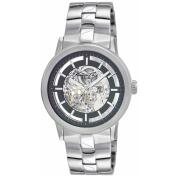 Kenneth Cole Men's Automatics KC3925 Silver Stainless-Steel Analog Quartz Watch