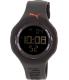 Puma Men's Active PU910801005 Black Polyurethane Quartz Watch - Main Image Swatch