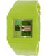 Casio Women's Baby-G BGA200-3E Green Resin Quartz Watch - Main Image Swatch