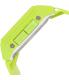 Casio Women's Baby-G BGA200-3E Green Resin Quartz Watch - Side Image Swatch