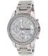 Fossil Women's Decker ES2681 White Stainless-Steel Analog Quartz Watch - Main Image Swatch
