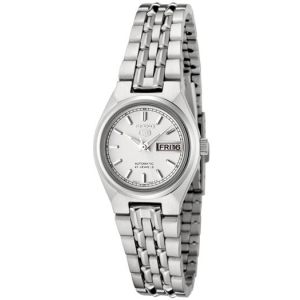 Seiko Women's 5 Automatic SYM787K Silver Stainless-Steel Automatic Watch