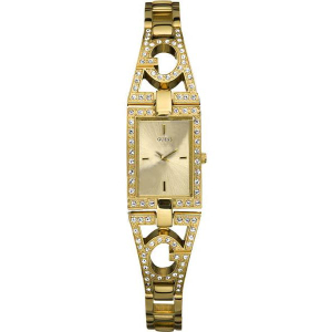 Guess Women's W12079L1 Gold Stainless-Steel Quartz Watch