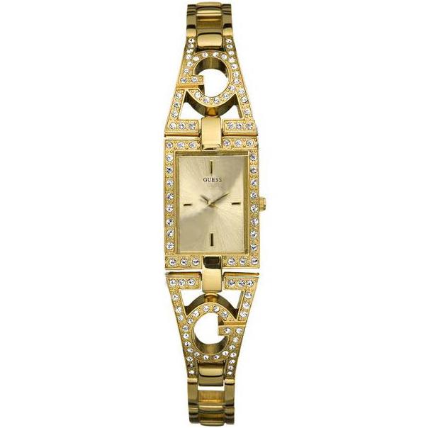 Guess Women's W12079L1 Gold Stainless-Steel Quartz Watch