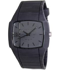 Diesel Men's DZ1384 Black Resin Quartz Watch