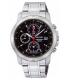 Seiko Men's SNDB03 Silver Stainless-Steel Quartz Watch - Main Image Swatch