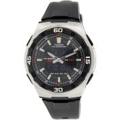 Casio Men's Core AQ164W-1AV Black Resin Quartz Watch
