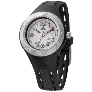 Adidas Children's Spin II ADM2003 White Rubber Quartz Watch