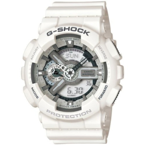 Casio Men's G-Shock GA110C-7A White Resin Quartz Watch