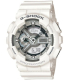 Casio Men's G-Shock GA110C-7A White Resin Quartz Watch - Main Image Swatch