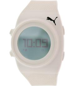 Puma Men's Active PU910851004 White Polyurethane Quartz Watch