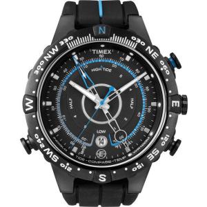 Timex Men's Expedition T49859 Black Rubber Quartz Watch