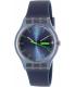 Swatch Men's Originals SUON700 Blue Silicone Quartz Watch - Main Image Swatch