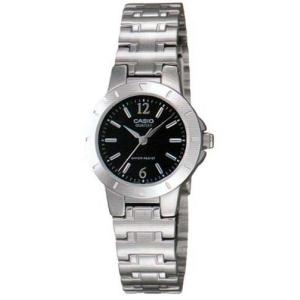 Casio Women's Core LTP1177A-1A Silver Stainless-Steel Quartz Watch