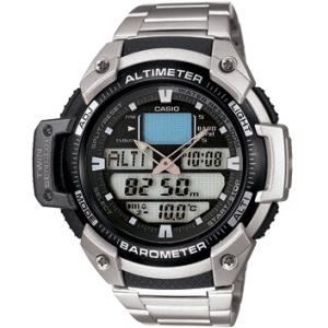 Casio Men's Core SGW400HD-1BV Digital Stainless-Steel Quartz Watch