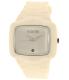 Nixon Men's Rubber Player A139100 White Silicone Quartz Watch - Main Image Swatch
