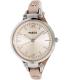 Fossil Women's Georgia ES2830 Beige Leather Analog Quartz Watch - Main Image Swatch