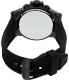 Michael Kors Men's Dylon MK8152 Black Silicone Analog Quartz Watch - Back Image Swatch