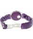 Swatch Women's Full Blooded SVCK4048AG Purple Aluminum Swiss Quartz Watch - Back Image Swatch