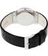 Skagen Men's Classic 233XXLSLN Black Leather Quartz Watch - Back Image Swatch